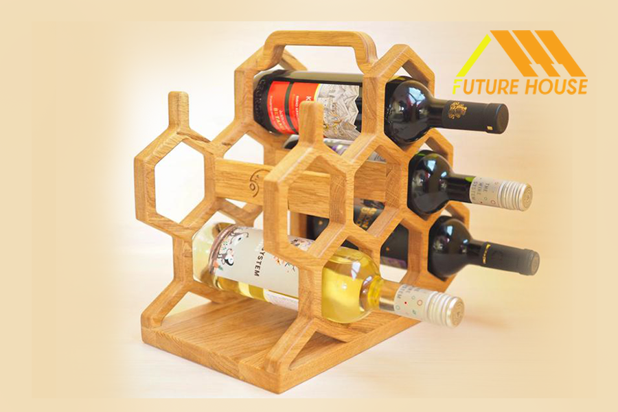 Kệ Rượu Gắn Tường FH016