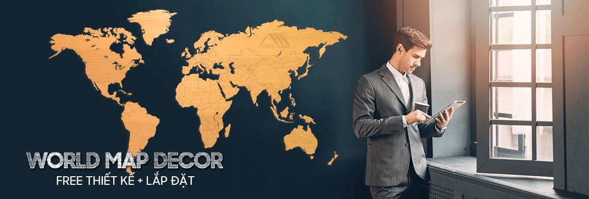 MAPS WORLD