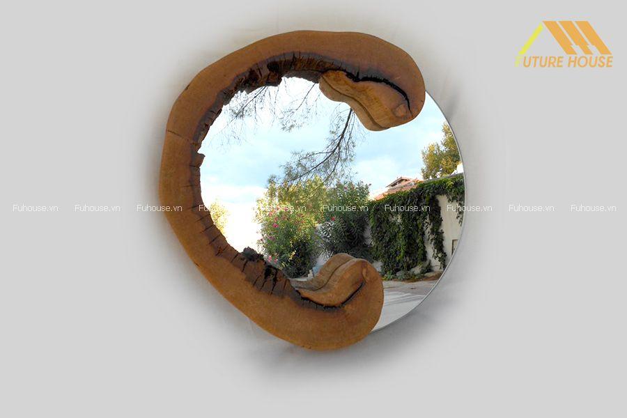 Gương Decor Trang Trí Tường Oakwood Mirror