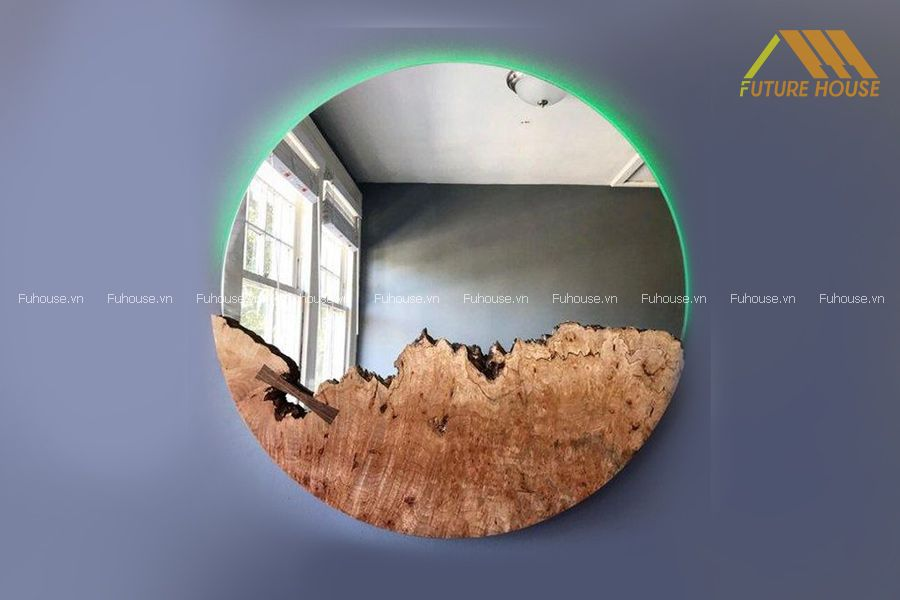 Gương Decor Trang Trí Tường Edge Mirror