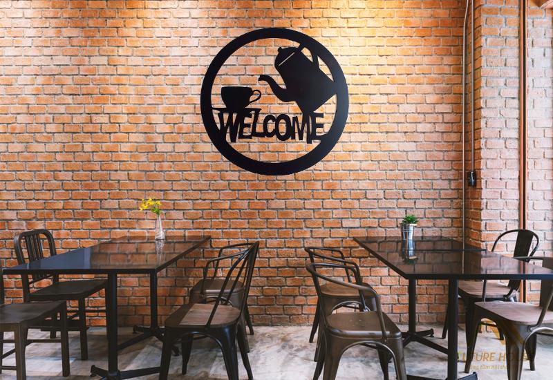 Mô Hình Welcome Treo Tường Trang Trí