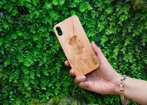 Ốp lưng gỗ Messi