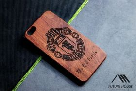 Ốp lưng logo Manchester United